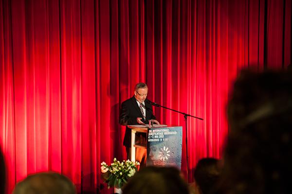 Eröffnungsfeier Kurzfilmtage Oberhausen